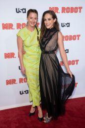 "Carly Chaikin – ""Mr. Robot"" Season 4 Premiere in New York"