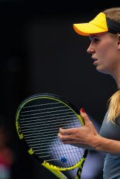 Caroline Wozniacki - 2019 China Open Tennis Tournament in Beijing