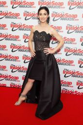 Cassie Bradley – Inside Soap Awards 2019 in London