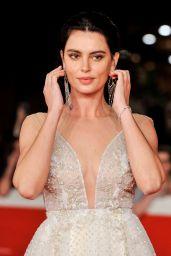 "Catrinel Menghia – ""Motherless Brooklyn"" Premiere at Rome Film Festival"