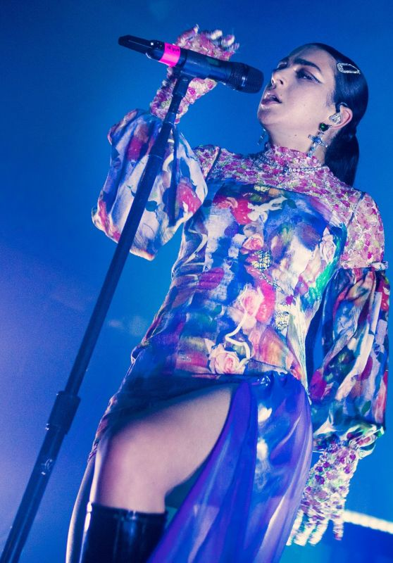 Charli XCX - Performs Live at The O2 Institute Birmingham 10/28/2019