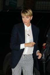 "Charlize Theron - Arrives to ""Bombshell"" Screening in NYC"
