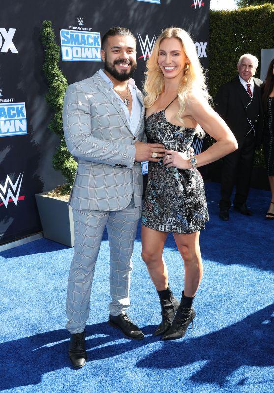 Charlotte Flair – WWE 20th Anniversary Celebration in LA