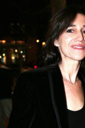 "Charlotte Gainsbourg - ""Mon Chien Stupide"" Premiere in Paris"