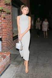 Charlotte McKinney - Kate Somerville Event in West Hollywood 10/10/2019