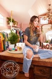 Chloe Bennet - People Magazine USA 10/21/2019 Issue