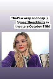 Chloe Grace Moretz - Social Media 10/04/2019