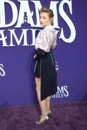 """Chloe Moretz - """"The Addams Family"""" Premiere in LA"""