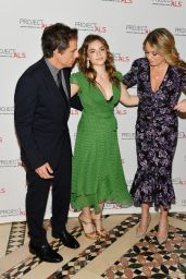 """Christine Taylor - Project ALS """"Tomorrow is Tonight"""" Gala in NYC 10/23/2019"""