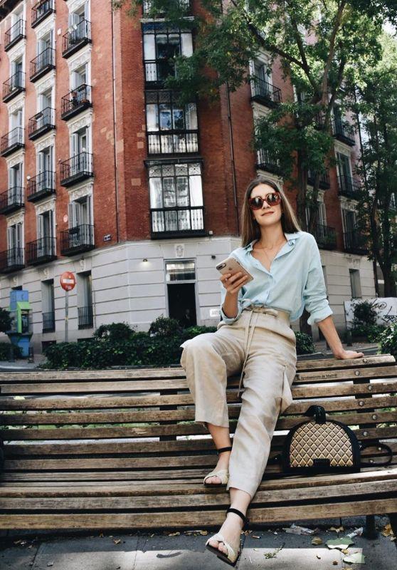 Clara Alonso - Social Media 10/30/2019