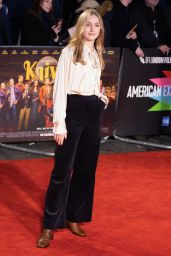 """Claude Scott-Mitchell - """"Knives Out"""" Premiere at BFI London Film Festival"""