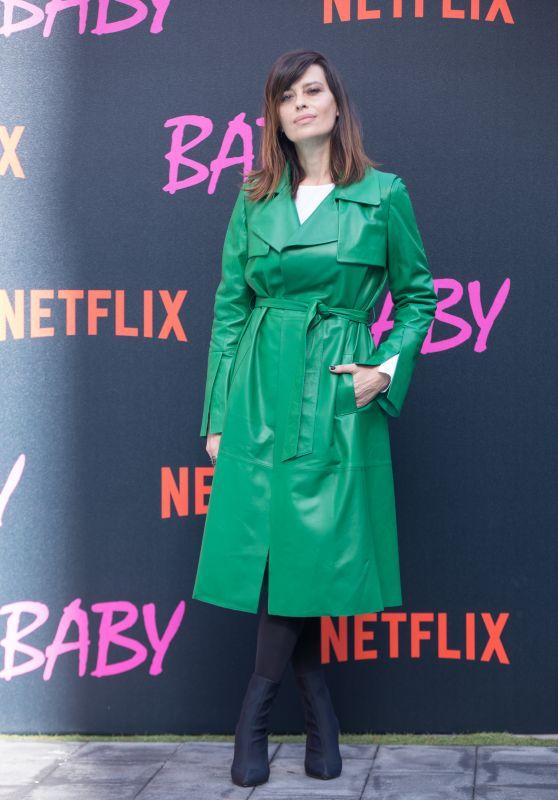 "Claudia Pandolfi – Second Season of ""Baby"" Photocall in Rome"