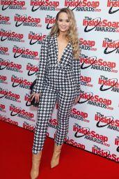Daisy Wood-Davis – Inside Soap Awards 2019 in London