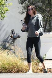 Dakota Johnson - Leaving Her Yoga Class in Los Angeles 10/02/2019