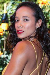 Dania Ramirez – Veuve Clicquot Polo Classic in LA 10/05/2019