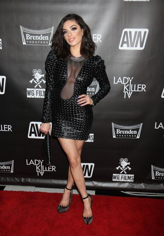 "Darcie Dolce – ""LadyKiller"" TV Premiere in Las Vegas"