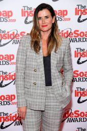 Dawn Steele – Inside Soap Awards 2019 in London