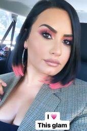 Demi Lovato - Social Media 10/17/2019