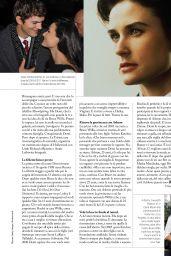 Demi Moore - F Magazine 10/15/2019 Issue