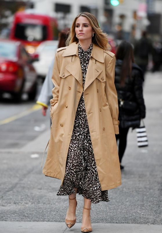 Dianna Agron - Out in NYC 10/28/2019