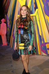 Elizabeth Chambers – Louis Vuitton Maison Store Launch Party in London 10/23/2019