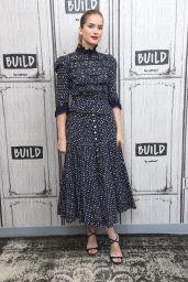 Elizabeth Lail at BUILD Stuios in NYC 10/17/2019