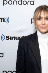Elizabeth Olsen - SiriusXM Studios in NYC 10/08/2019