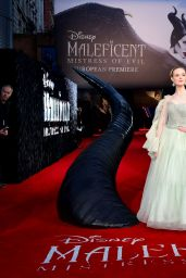 "Elle Fanning - ""Maleficent: Mistress of Evil"" Premiere in London"