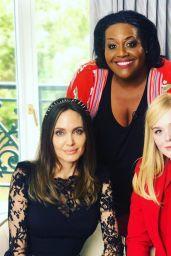 Elle Fanning - Social Media 10/30/2019