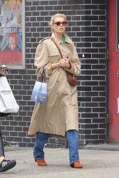 Elsa Hosk Autumn Street Style 10/08/2019