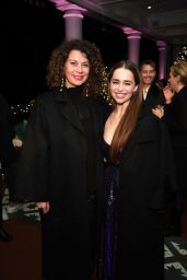Emilia Clarke - Last Christmas Premiere After Party in New York 10/29/2019