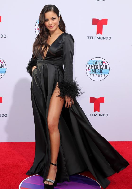 Emilia Mernes – 2019 Latin American Music Awards in Hollywood