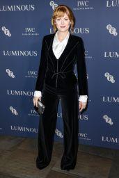 Emily Beecham – BFI Luminous Fundraising Gala in London 10/01/2019