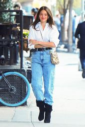 Emily DiDonato Street Style 10/16/2019