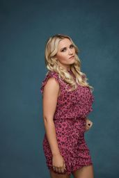 """Emily Osment - """"Almost Family"""" Poster and Photos"""