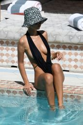 Emily Ratajkowski in a Swimsuit 10/15/2019
