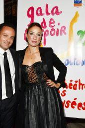 Emma Colberti – Gala for Hope de l'Espoir in Paris 10/22/2019