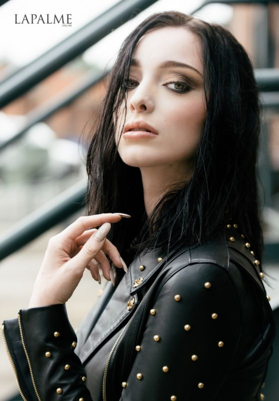 Emma Dumont -Photoshoot for Lapalme Magazine March 2019