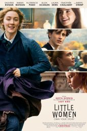 "Emma Waston and Saoirse Ronan - ""Little Women"" Posters"