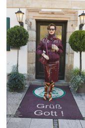 Eva Herzigova - Vogue UK November 2019 Issue