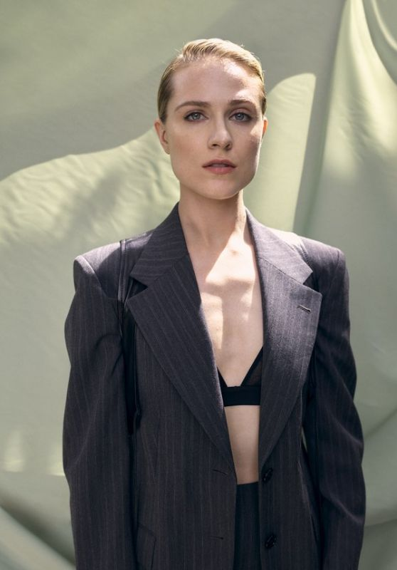 Evan Rachel Wood - SELF Magazine November 2019