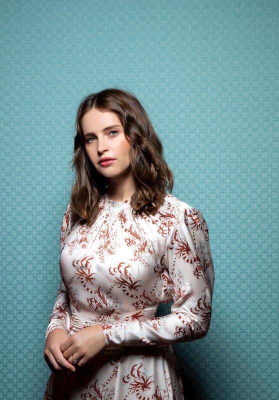 Felicity Jones - Photoshoot for Los Angeles Times September 2019
