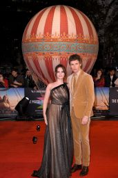 "Felicity Jones - ""The Aeronauts"" Premiere at London Film Festival"