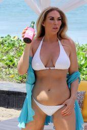 Frankie Essex - in a Bikini on Holiday in Bali 10/04/2019