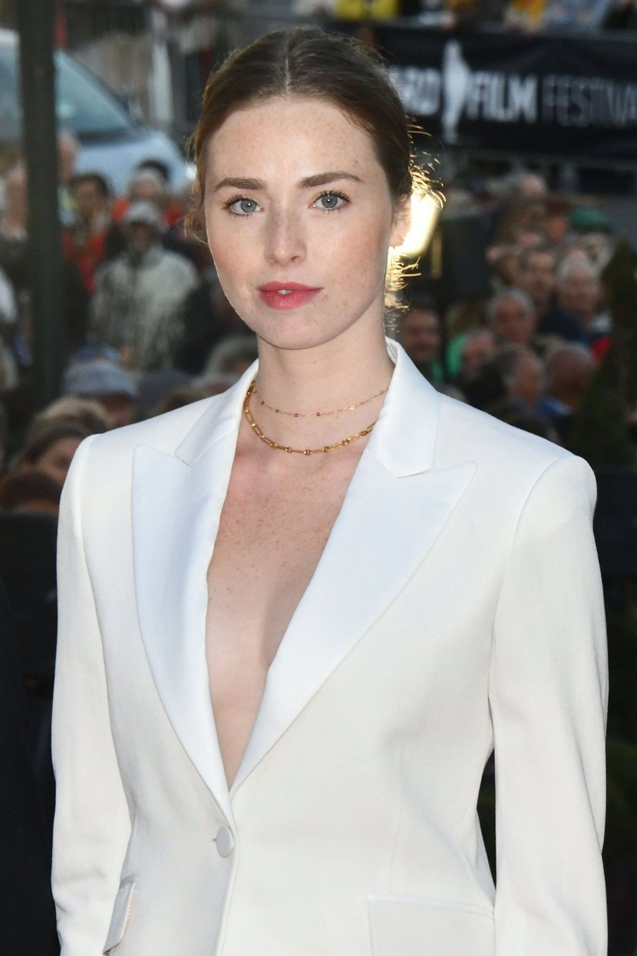 Freya Mavor - Dinard Film Festival of British Cinema