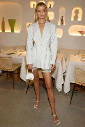 "Frida Aasen and Elsa Hosk - ""Oursin"" Restaurant Opening in Paris 09/24/2019"