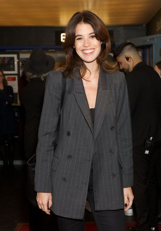 "Gala Gordon - ""A Day in the Death of Joe Egg"" Play Press Night in London"