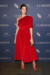 Gemma Arterton - BFI Luminous Fundraising Gala in London 10/01/2019