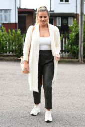 "Georgia Kousoulou - ""The Only Way Is Essex TV Show"" Set in Romford 10/08/2019"