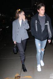 Gigi Hadid and Antoni Porowski Night Out - NYC 10/07/2019
